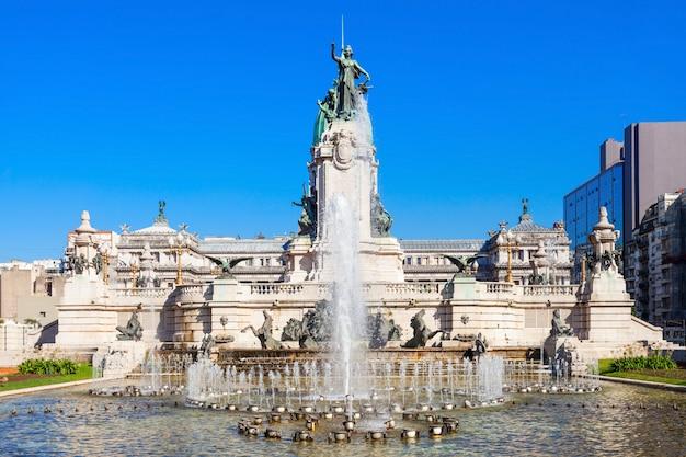 Argentyński pałac kongresu narodowego