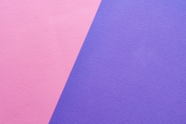 Arkusze z kolorowym tle papieru. niebieski, różowy.