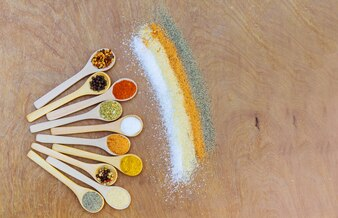 Aromatyczne składniki i naturalne dodatki do żywności