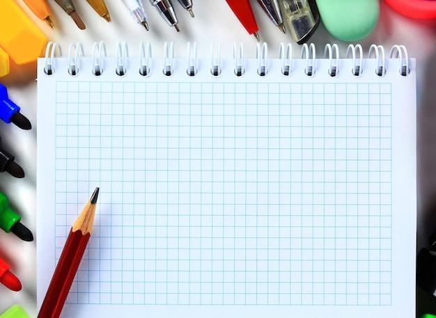 Artykuły papiernicze szkolne