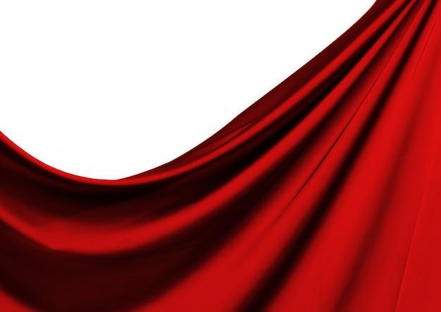 Artystyczna tekstura tkaniny