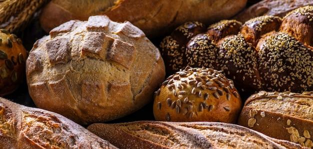 Asortyment chleba