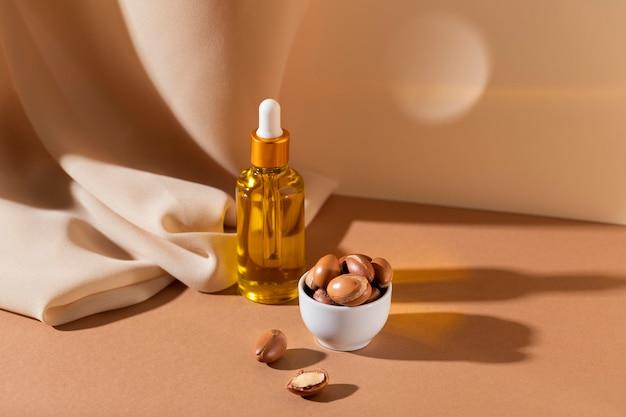 Asortyment naturalnego zakraplacza oleju arganowego