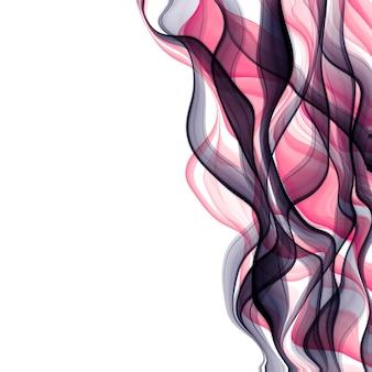 Atrament alkoholowy malarstwo abstrakcyjne. tło atramentu alkoholowego.