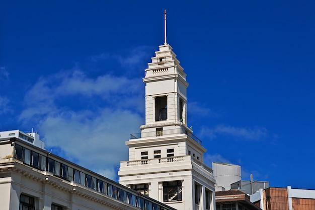 Auckland to piękne miasto w nowej zelandii
