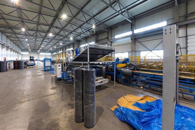 Audyt w nowoczesnym przedsiębiorstwie, automatyczny system rozliczania surowców w zakładzie