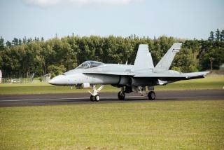Australian sił lotniczych f18 hornet