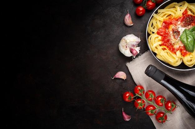 Autentyczny włoski makaron