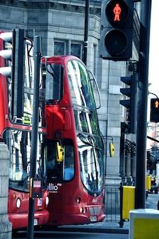 Autobusy w londynie