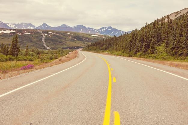 Autostrada na alasce, stany zjednoczone