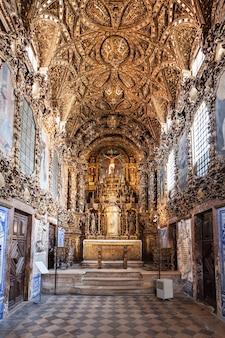 Aveiro, portugalia - 02 lipca: muzeum miejskie