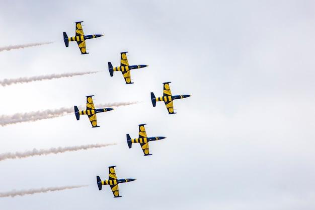 Avia show - wystawa samolotów