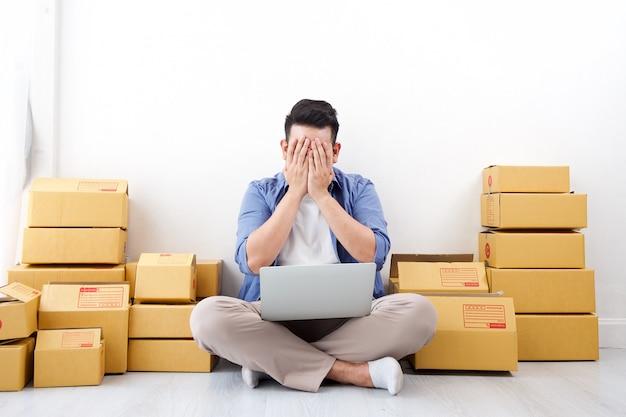 Azjatycki biznes zakupy online para