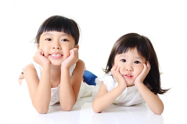 Azjatyckie dzieci