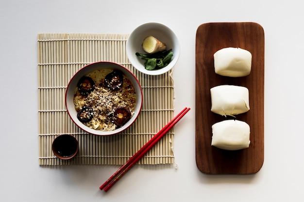 Azjatyckie jedzenie