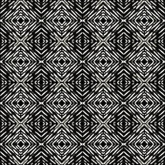 Azulejo akwarela bezszwowe wzór. tradycyjne portugalskie płytki ceramiczne. ręcznie rysowane streszczenie tło. grafika akwarelowa do tekstyliów, tapet, druku, projektowania strojów kąpielowych. czarny wzór azulejo.