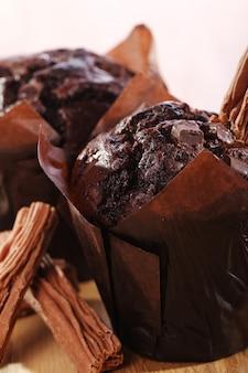 Babeczka czekoladowa