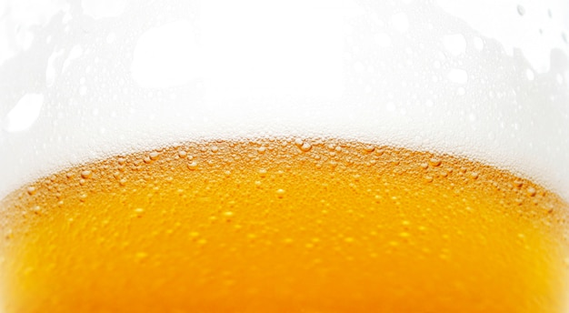 Bąbelki piwa