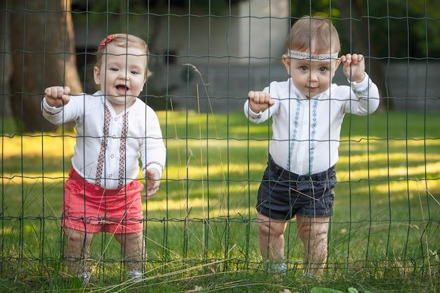 Babys dziewczynki w wieku poniżej jednego roku