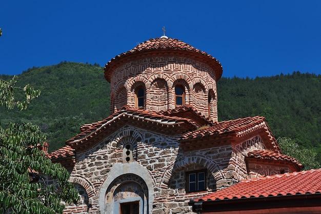 Bachkovo to starożytny klasztor w bułgarii