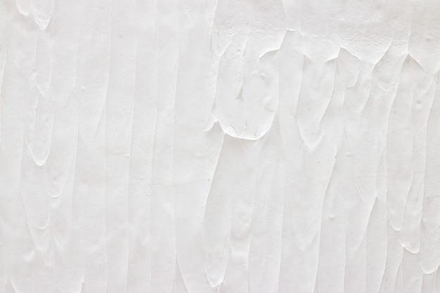 Backkground biały wzór tynku