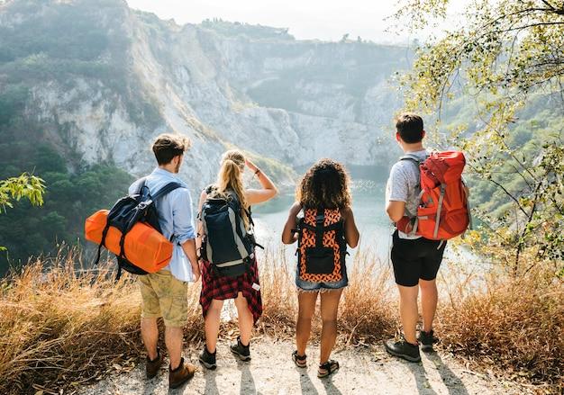 Backpackers na przygodę