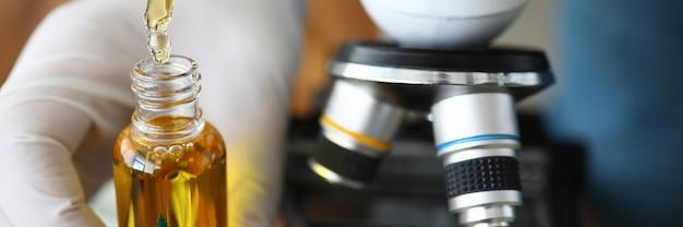 Badania laboratoryjne cbd