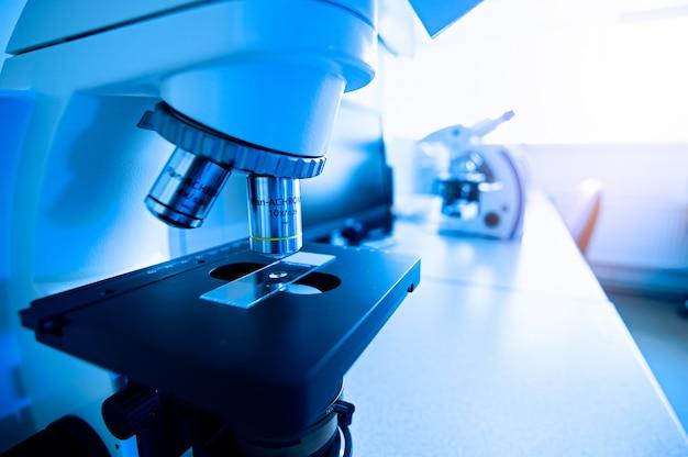 Badanie cytologiczne w laboratorium