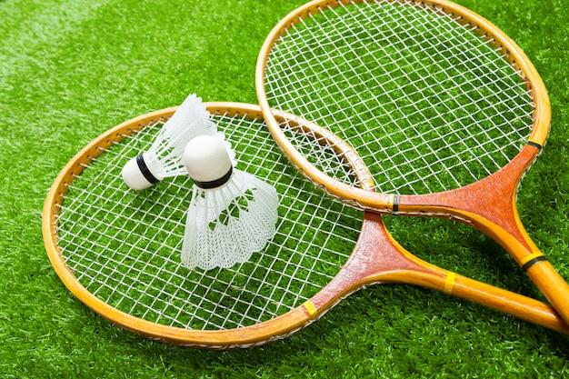 Badminton na trawie