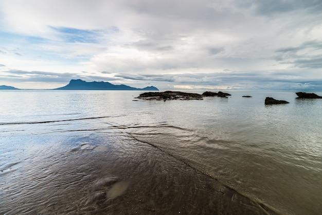 Bako national park krajobraz malezja borneo