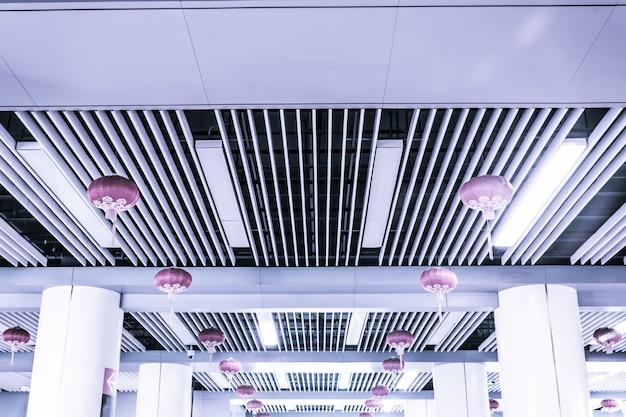 Balony w budynku