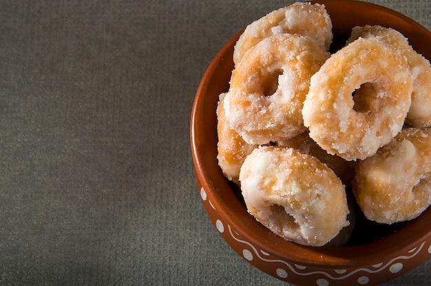 Balushahi indyjskie tradycyjne słodkie jedzenie