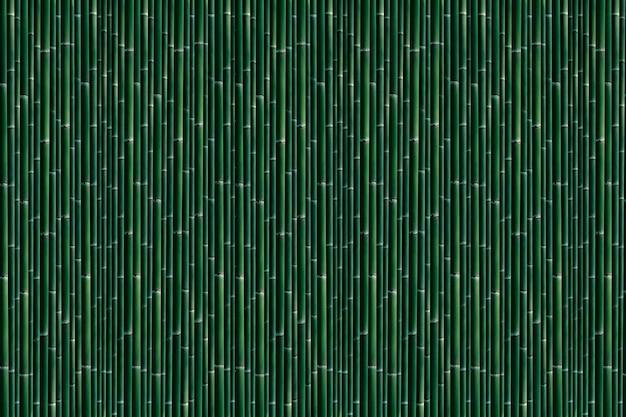 Bambusowe wzorzyste zasłony teksturowane tło