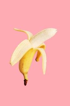 Banan widok z góry