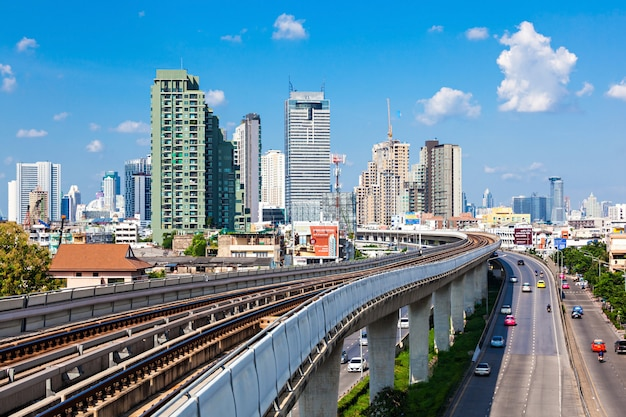 Bangkok z lotu ptaka
