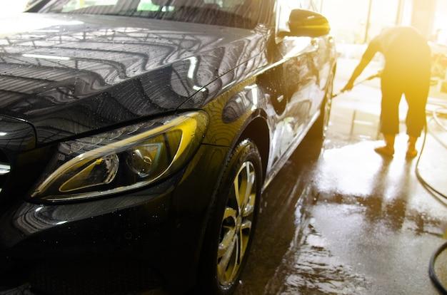 Bańki do mycia samochodów