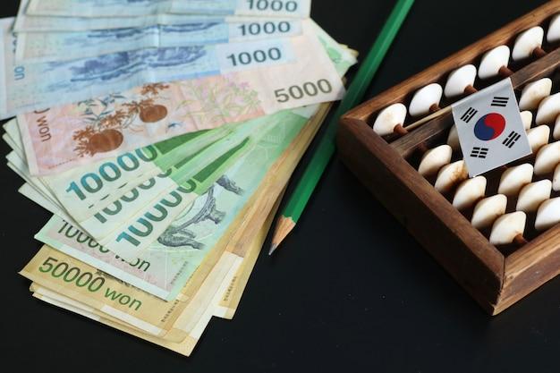 Banknot korei południowej