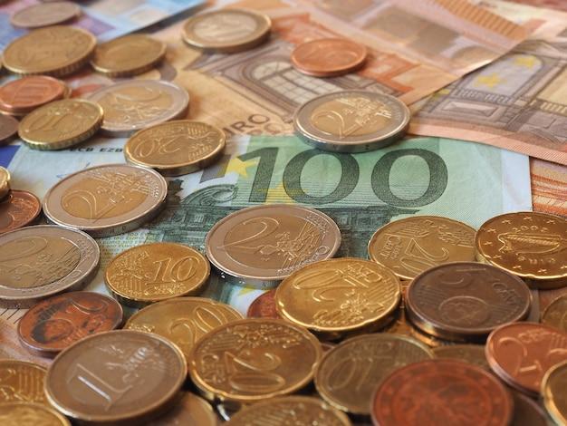 Banknoty i monety euro, unia europejska