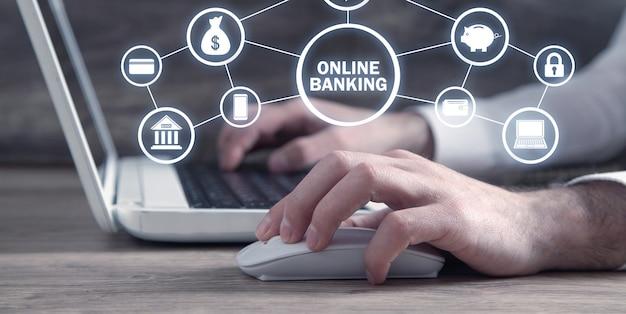 Bankowość internetowa. biznes. internet. technologia