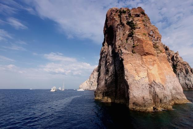 Basiluzzo, wyspy liparyjskie