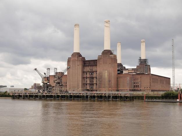 Battersea powerstation londyn