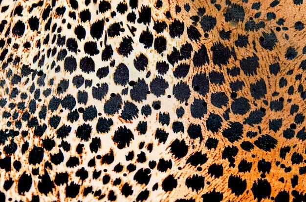 Bawełna tygrysia