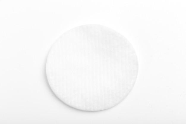 Bawełniane gąbki odizolowywać na biel powierzchni