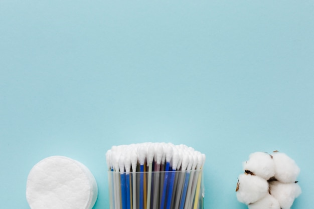 Bawełniane produkty higieny osobistej kopia przestrzeń
