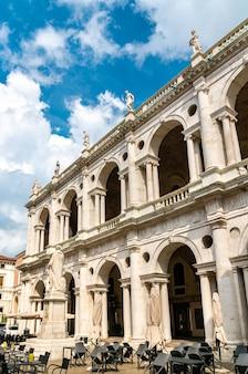 Bazylika palladiana w vicenzy, światowe dziedzictwo unesco we włoszech
