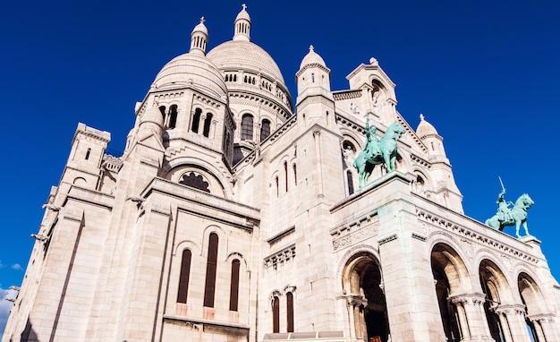 Bazylika sacre coeur w paryżu