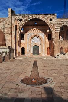 Beit ed-dine pałac w górach libanu
