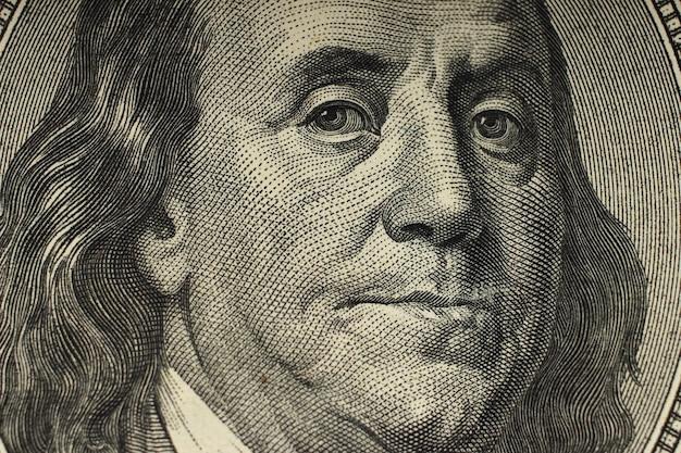 Benjamin franklin o dolarach