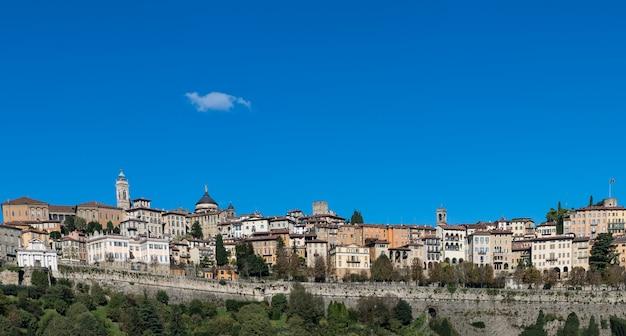 Bergamo wysoko