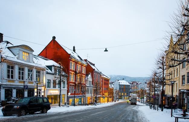Bergen na boże narodzenie